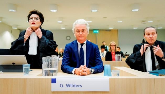 Nieuwe rechters bekend in 'minder Marokkanen'-proces tegen Wilders