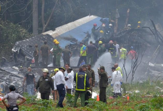 Twee dagen van nationale rouw in Cuba na vliegramp