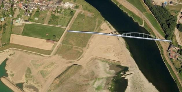 Europees geld gezocht voor fietsbrug over Maas