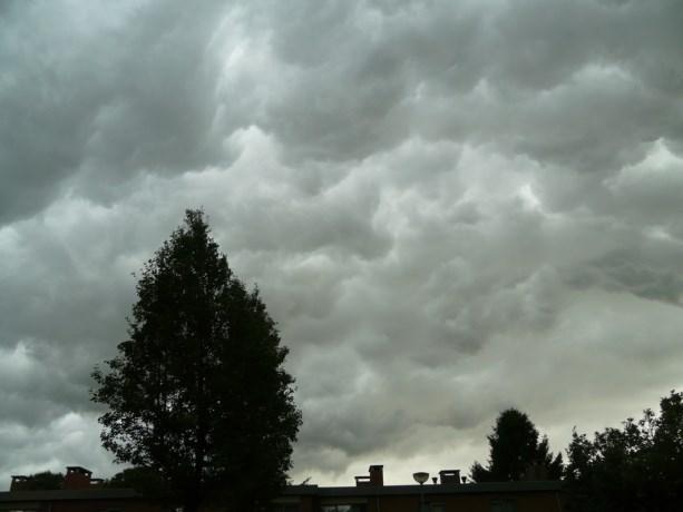 Leerlingen naar huis vanwege verwacht noodweer