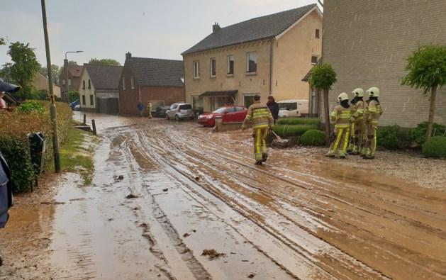 Maatregelen tegen modder in Geulle en Terblijt