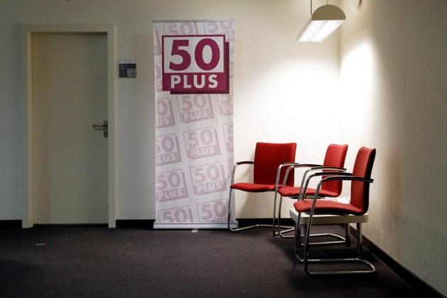Onrust over financiën bij 50Plus
