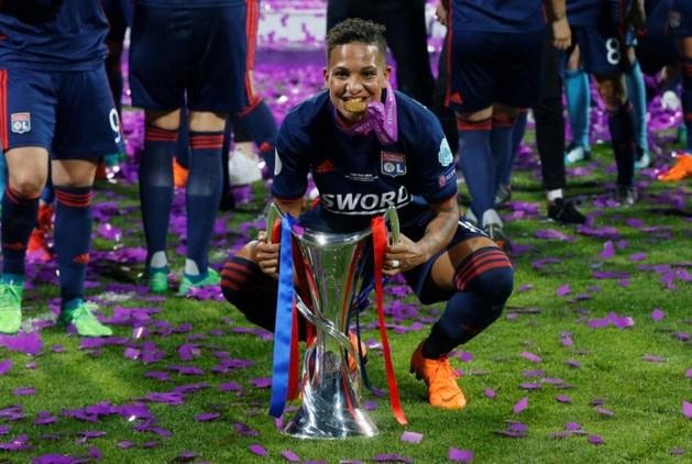 Van de Sanden pakt hoofdrol in finale Champions League