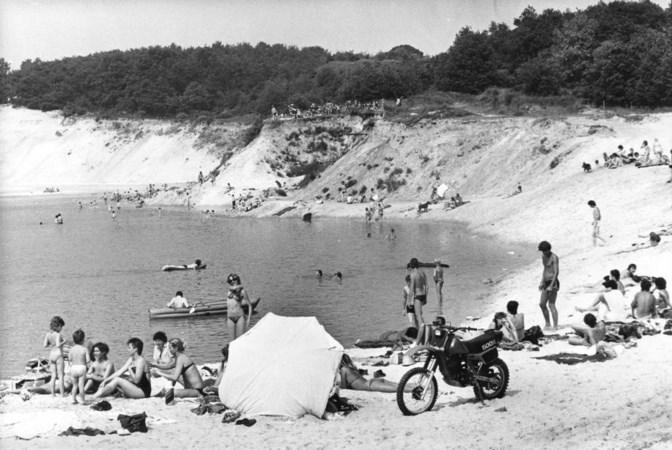 Hoelang is Sibelcogroeve nog verboden gebied voor zwemmers?