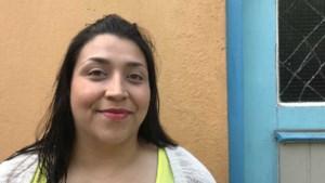 Ze is Colombiaans en ze noemen haar een 'sjmoerk'
