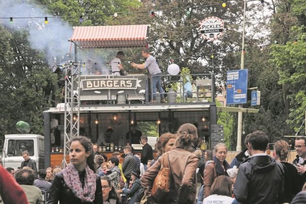 Stadspark is weer één groot openlucht restaurant