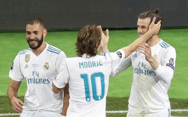 Real Madrid wint voor derde keer op rij de Champions League
