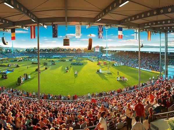 Wereldfeest van de paardensport CHIO Aachen