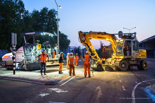 Nachtelijk lawaai voor omwonenden Borgharenweg