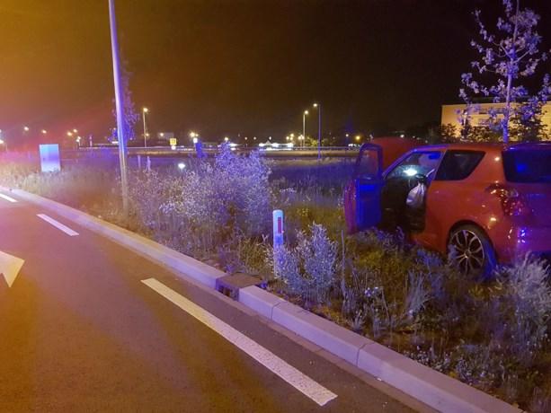 Bestuurder spoorloos na ongeval in Maastricht