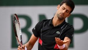Djokovic uitgeschakeld in kwartfinale Roland Garros
