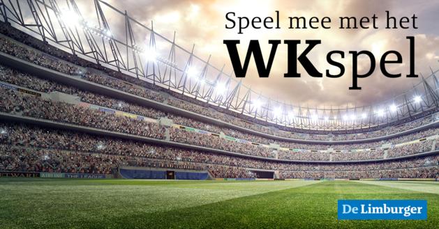 Doe gratis mee met het WKspel en win mooie geldprijzen