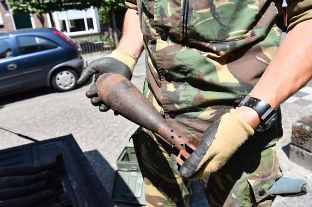 Bovenwoning in Eindhoven vol mortieren, bommen en raketwerper