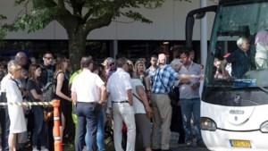 Seinstoring tussen Roermond en Sittard, geen treinen maar bussen
