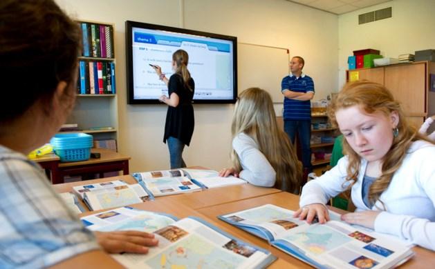 Fors minder leerlingen op middelbare scholen in Limburg