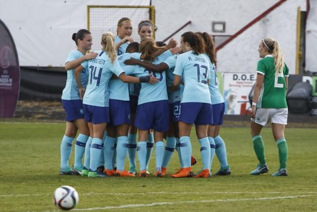Oranje Leeuwinnen blijven op WK-koers