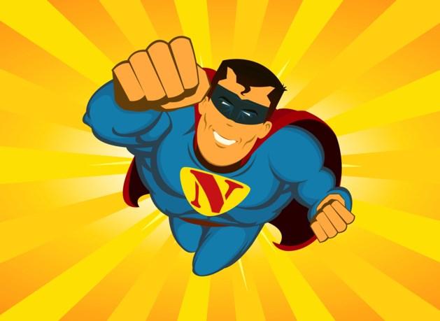 Superman Nick, de genius met twee rechterhanden
