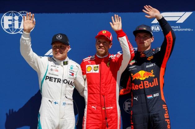 Tevreden Verstappen: race net te kort