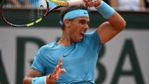 Rafael Nadal wint Roland Garros voor elfde keer