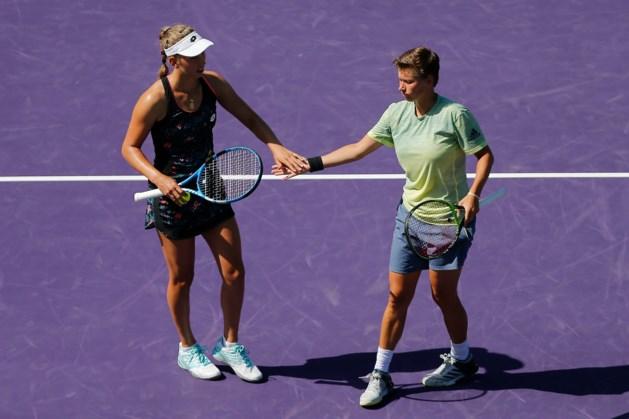 Demi Schuurs door op Wimbledon