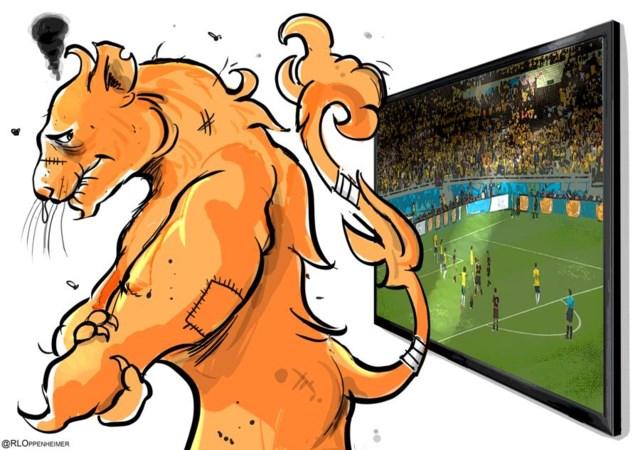 Hoe kun je toch plezier beleven aan WK zonder Oranje?