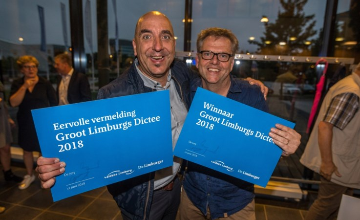De tekst van het Groot Limburgs Dictee 2018