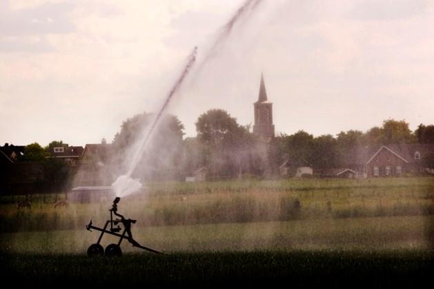 Wegens droogte: verbod op gebruik water uit beken