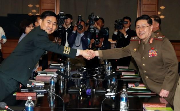 Militair overleg Noord- en Zuid-Korea
