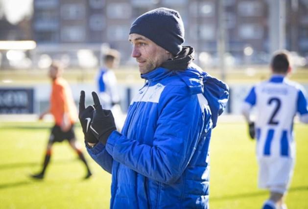 Kevin van Dessel weg als trainer van EVV