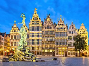 Win een gratis dagtocht Antwerpen voor 2 personen