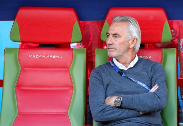 Bert van Marwijk kan met Australië niet stunten tegen Frankrijk