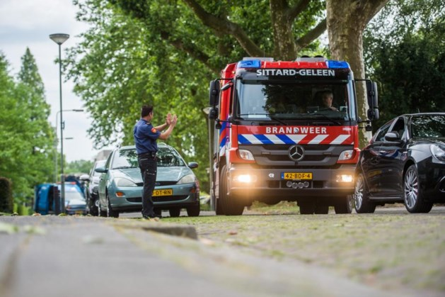 Brandweer staat steeds vaker klem in smalle straten