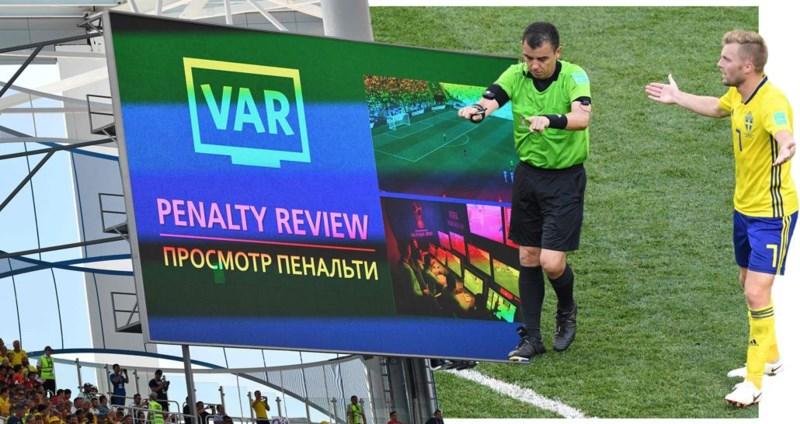 Ed Janssen over videoscheids: 'Voetbal blijft interpretatie'