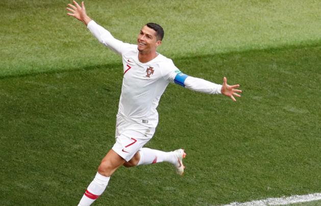 Ronaldo stuurt Marokko huiswaarts