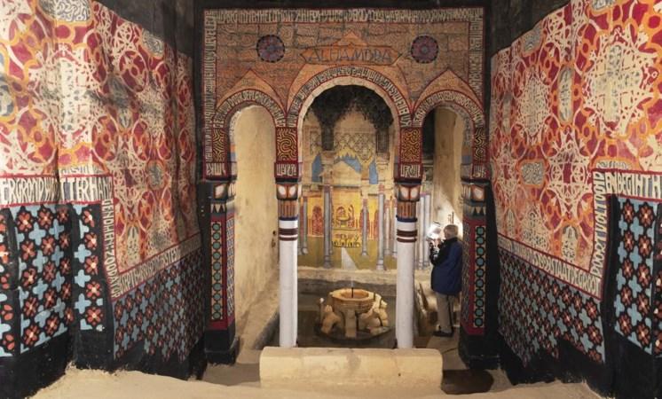 Stichting Jezuïetenberg viert jubileum in ondergronds paradijs