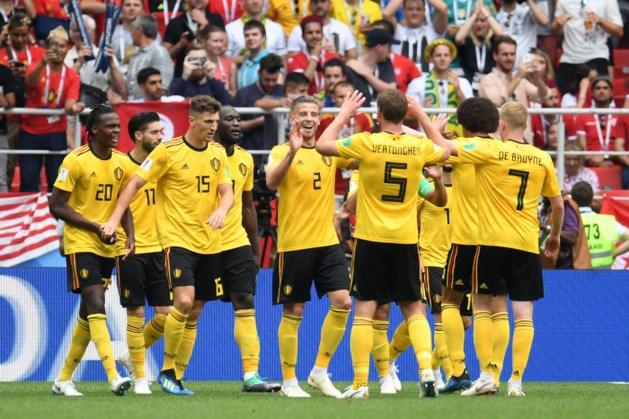 België stelt negen 'nieuwe' spelers op tegen Engeland