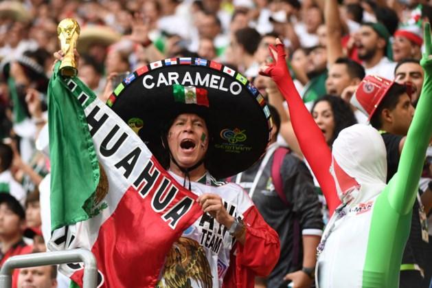 Mexico verslaat ook Zuid-Korea op WK