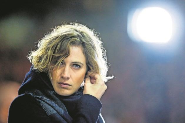 Wauw, een vrouw die over voetbal praat