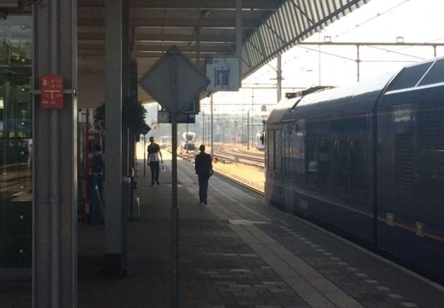Geen treinverkeer tussen Venlo en Eindhoven