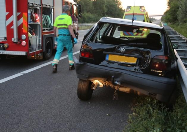 A2 tussen Grathem en Kelpen-Oler tijd dicht vanwege ongeval