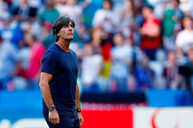 Duitse voetbalbond met Löw in gesprek over toekomst