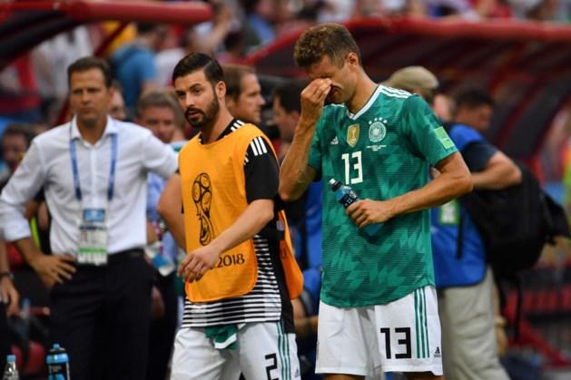 Thomas Müller wijt Duitse aftocht aan randzaken