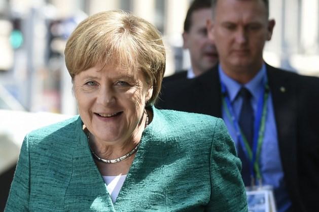 Merkel: migratievraagstuk kan lot EU bepalen