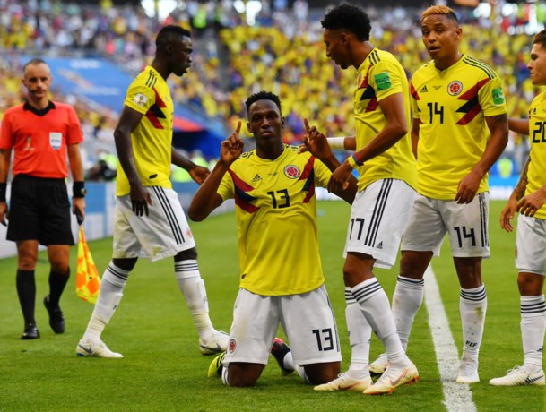 Colombia en Fair Play nekken Senegal