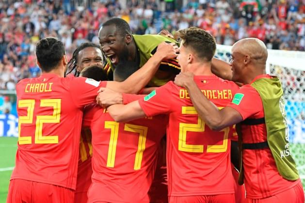 België en Engeland zoeken troost in brons