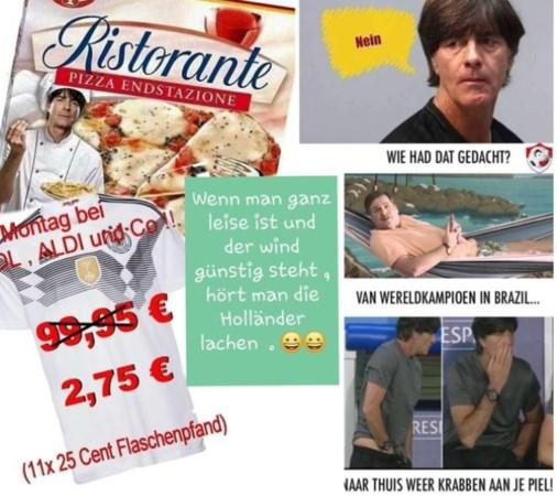 Schadenfreude: waarom genieten we zo van de uitschakeling van Duitsland?