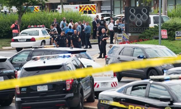 Dodelijke schietpartij Amerikaanse krant was gerichte aanslag