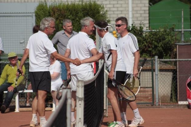 Een week lang Open tennistoernooi op de banen in Heugem
