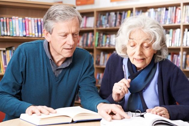 Redding onderwijs voor ouderen is nabij