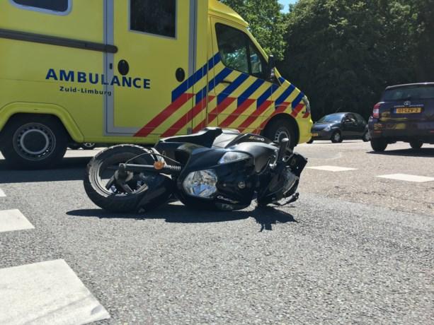 Ongeluk met motorrijder bij Sittard, N276 afgesloten